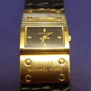 Michael Kors womans watch.
